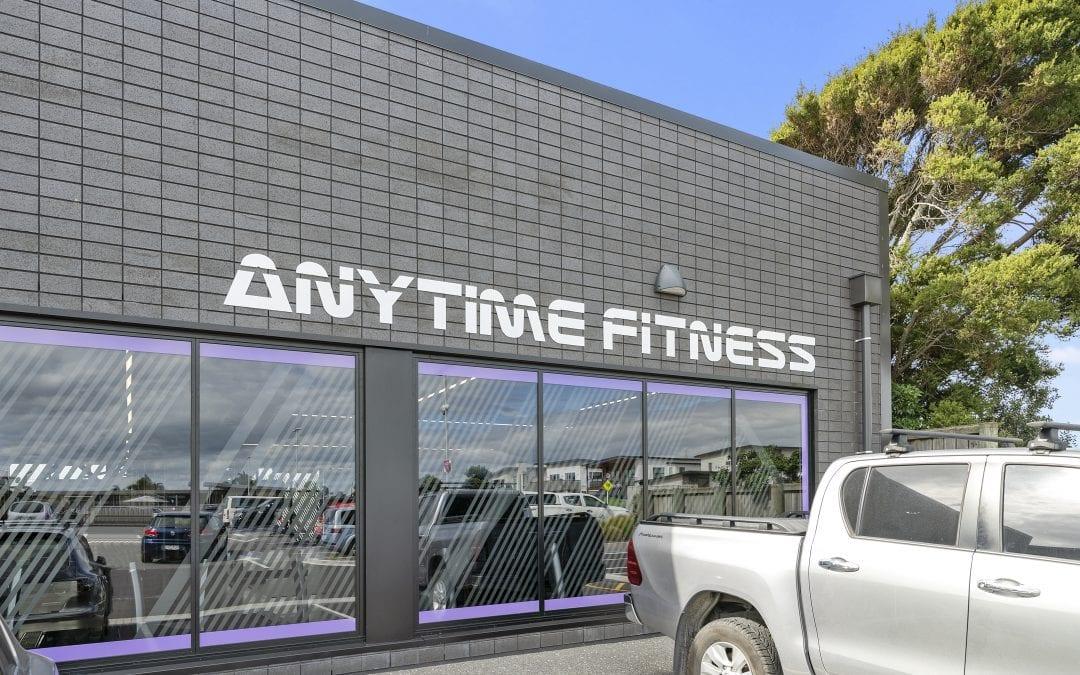 Anytime Fitness Golden Sands